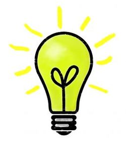 Idea-light-bulb